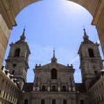 Logo del grupo Real Monasterio de San Lorenzo de El Escorial